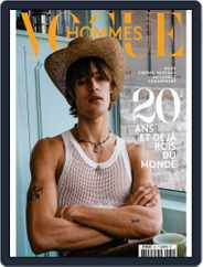 Vogue Hommes (Digital) Subscription March 1st, 2020 Issue