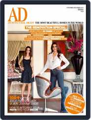 Architectural Digest India (Digital) Subscription November 6th, 2013 Issue