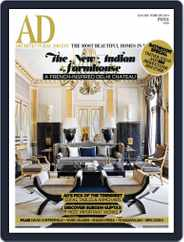 Architectural Digest India (Digital) Subscription January 3rd, 2014 Issue