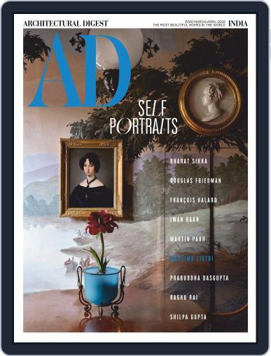 Architectural Digest India (Digital) March 1st, 2020 Issue Cover