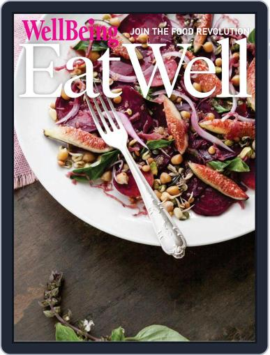 Eat Well July 21st, 2015 Digital Back Issue Cover