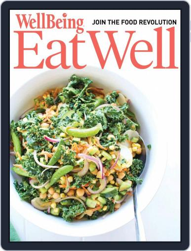 Eat Well October 18th, 2015 Digital Back Issue Cover