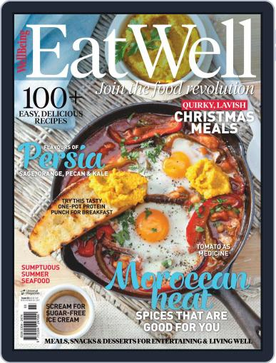 Eat Well November 16th, 2015 Digital Back Issue Cover