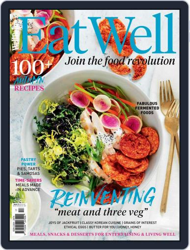 Eat Well (Digital) March 1st, 2018 Issue Cover