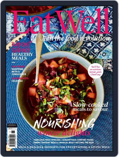 Eat Well (Digital) May 1st, 2018 Issue Cover