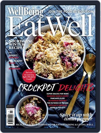 Eat Well (Digital) July 1st, 2018 Issue Cover