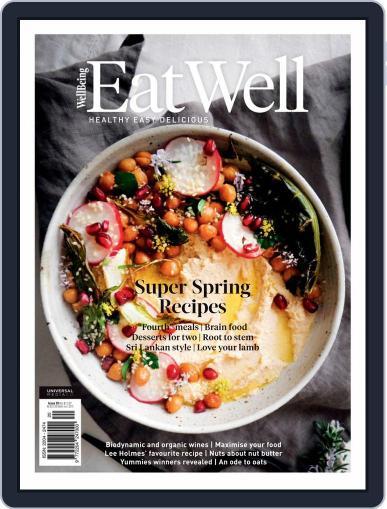 Eat Well (Digital) September 1st, 2018 Issue Cover
