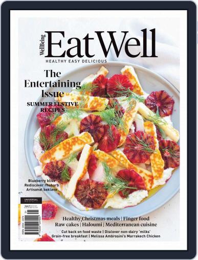 Eat Well November 1st, 2018 Digital Back Issue Cover
