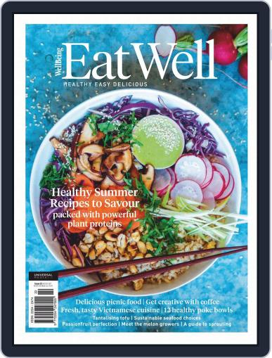 Eat Well January 1st, 2019 Digital Back Issue Cover
