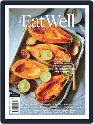Eat Well (Digital) March 1st, 2019 Issue Cover