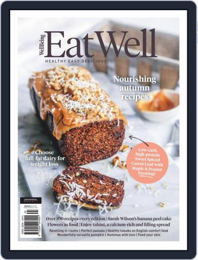 Eat Well May 1st, 2019 Digital Back Issue Cover