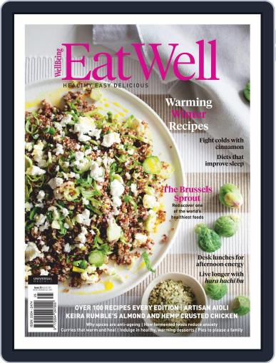 Eat Well July 1st, 2019 Digital Back Issue Cover