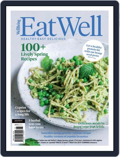 Eat Well (Digital) August 1st, 2019 Issue Cover