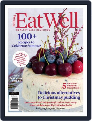 Eat Well (Digital) November 1st, 2019 Issue Cover