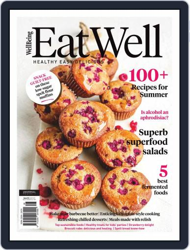 Eat Well (Digital) January 1st, 2020 Issue Cover