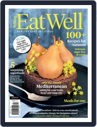 Eat Well (Digital) March 1st, 2020 Issue Cover