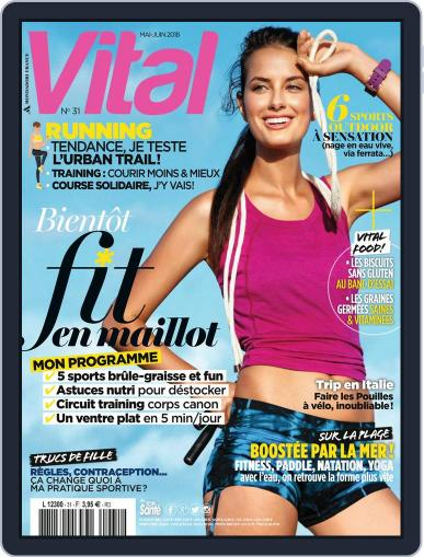 Vital May 1st, 2018 Digital Back Issue Cover