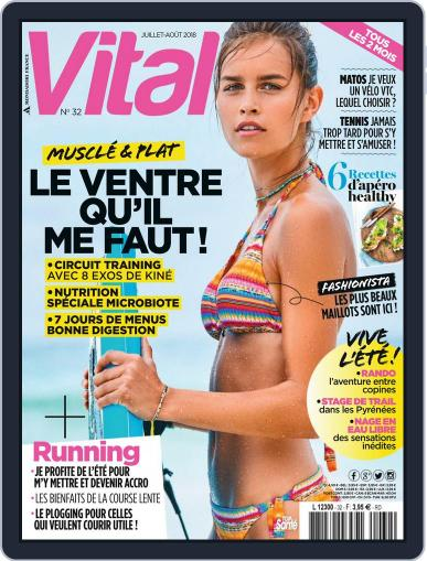 Vital July 1st, 2018 Digital Back Issue Cover