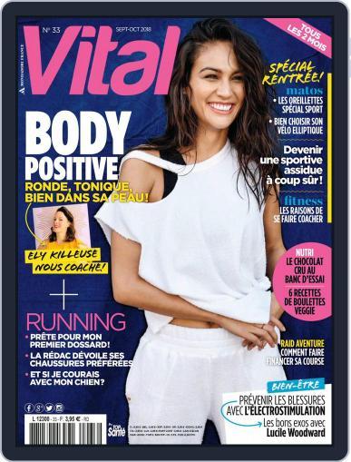 Vital September 1st, 2018 Digital Back Issue Cover