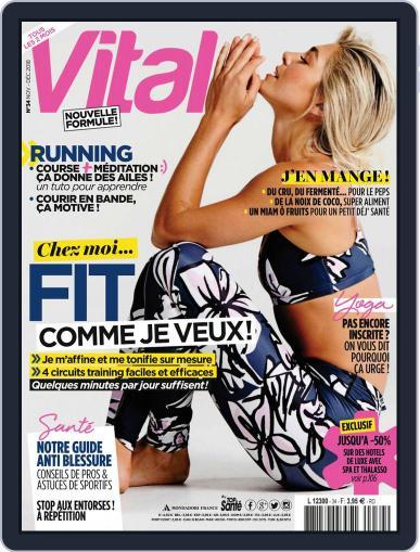 Vital November 1st, 2018 Digital Back Issue Cover