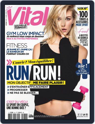 Vital March 1st, 2019 Digital Back Issue Cover