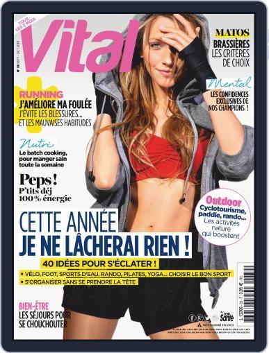 Vital September 1st, 2019 Digital Back Issue Cover