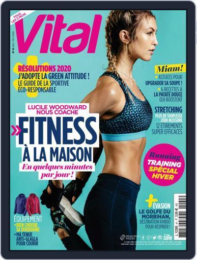 Vital January 1st, 2020 Digital Back Issue Cover
