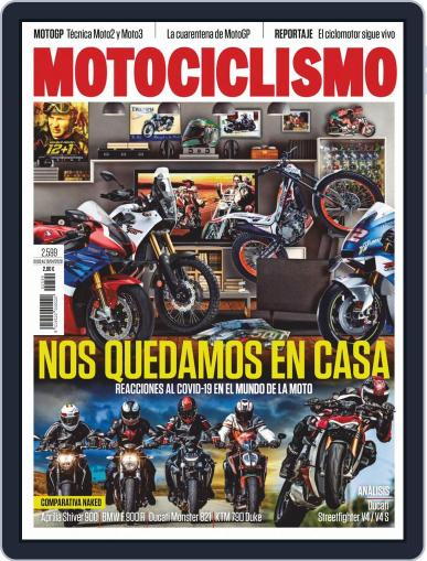 Motociclismo Spain (Digital) April 13th, 2020 Issue Cover