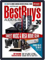 Best Buys – Audio & AV (Digital) Subscription February 17th, 2013 Issue