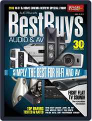 Best Buys – Audio & AV (Digital) Subscription July 25th, 2013 Issue