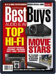 Best Buys – Audio & AV (Digital) Subscription January 1st, 2017 Issue