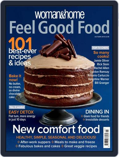 Woman & Home Feel Good Food (Digital) September 1st, 2010 Issue Cover