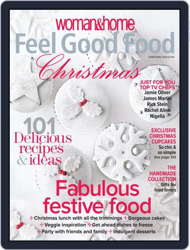 Woman & Home Feel Good Food (Digital) October 24th, 2010 Issue Cover