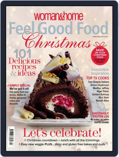 Woman & Home Feel Good Food (Digital) October 25th, 2011 Issue Cover