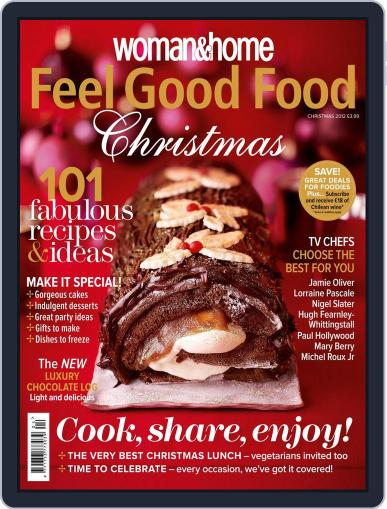 Woman & Home Feel Good Food (Digital) October 23rd, 2012 Issue Cover