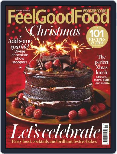 Woman & Home Feel Good Food (Digital) October 1st, 2018 Issue Cover