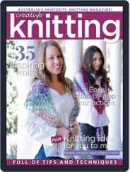 Creative Knitting (Digital) Subscription June 1st, 2014 Issue