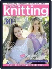 Creative Knitting (Digital) Subscription September 1st, 2014 Issue