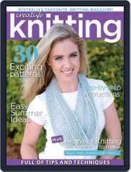 Creative Knitting (Digital) Subscription December 1st, 2014 Issue