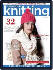 Creative Knitting (Digital) Subscription March 1st, 2015 Issue