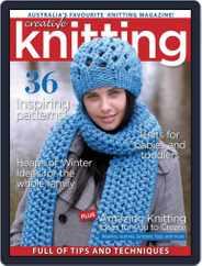 Creative Knitting (Digital) Subscription June 1st, 2015 Issue