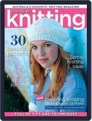 Creative Knitting (Digital) Subscription September 1st, 2015 Issue