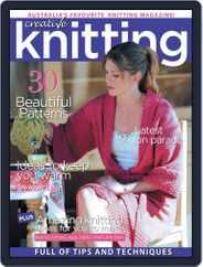 Creative Knitting (Digital) Subscription June 1st, 2016 Issue