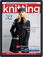 Creative Knitting (Digital) Subscription January 1st, 2017 Issue