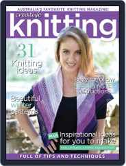 Creative Knitting (Digital) Subscription May 1st, 2017 Issue
