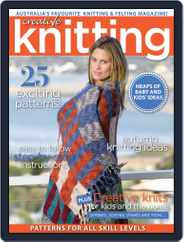 Creative Knitting (Digital) Subscription November 1st, 2018 Issue