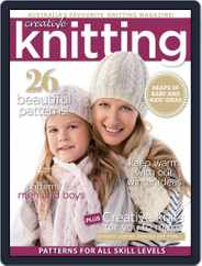 Creative Knitting (Digital) Subscription January 1st, 2019 Issue
