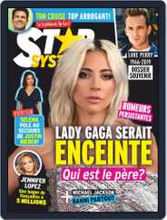 Star Système (Digital) Subscription March 29th, 2019 Issue