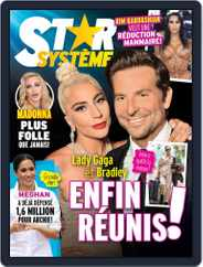 Star Système (Digital) Subscription July 5th, 2019 Issue