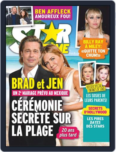 Star Système April 10th, 2020 Digital Back Issue Cover